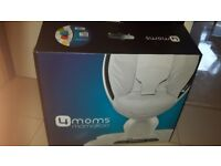 4moms mamaRoo infant seat multi plush For Baby Toddlers Five motions With