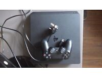 Playstation 4 for sale mint condition !