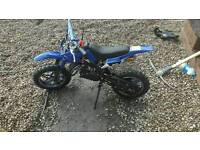 Brand new 50cc mini dirt bike