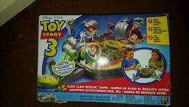 Toy Story Grabber Game