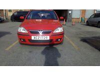 2004 Vauxhall corsa 1. 2 sxi