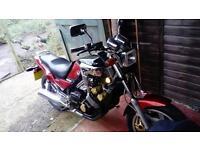 Yamaha fazer 700cc very rare bike