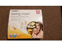 Medela Swing Maxi Breast Pump in ORIGINAL Box, only used for 10 weeks