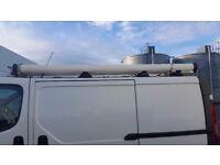 Van pipe tube carrier