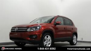 2012 Volkswagen Tiguan TSi AWD mags toit ouvrant cuir