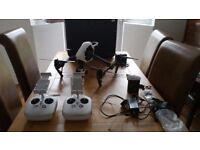 DJI Inspire 1 with 2 handsets, new battery - Immaculate. Used about 5 times.