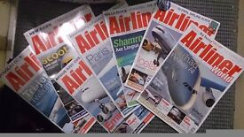 Over 40 editions of Airliner World Magazine
