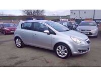 VAUXHALL CORSA 1.4 DESIGN 5 DOOR 2010 / FULL SERVICE HISTORY / 2 KEEPERS / HPI CLEAR / 2 KEYS