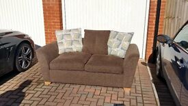 2 seater sofa. hard wearing, good condition, from non smoking home