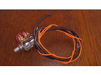 Lar-Mar post phase-inverter master volume for Marshall and similar non MV amps.