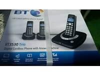 TRIPLE TELEPHONES SEALED BOX