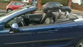 Peugeot 207 cabriolet sport convertible