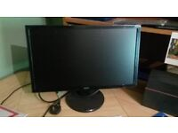 Acer K222HQL 21.5-inch Full HD Monitor (TN panel, 5ms, HDMI, DVI)