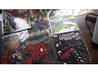Marvel Various Spider-Man Milestone, Annuals & Ultimates bundle