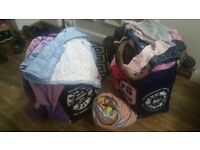 Baby girl clothes 0-3 3-6mths