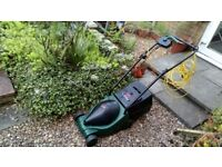 Electric Lawnmower in good condition