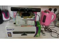 Kinect for xbox 360 and games