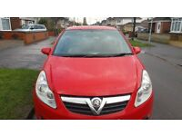 Vauxhall Corsa Breeze 1.2 , 12 months mot from 22/02/2017