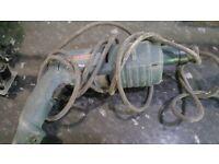 Bosch 110v hamer drill