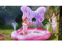 Fairy Princess paddling pool
