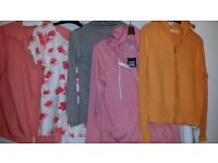 ladies 5 tops all as new or new, M&S,next etc
