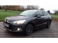 2013 CITROEN DS4 DSPORT 2.0 HDI 160BHP EXCELEND CONDITION!!