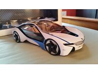 Official Genuine BMW i8 remote control car