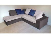 Delivery 1-10 days Relaxation and comfort PORTO brand new sofa corner couch settee