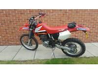 Honda X400 2001