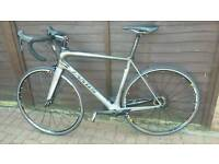 Jamis xenith race road £2500 bike full carbon ultra group set top spec