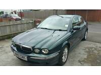 Jaguar 2.5 auto 4 wheel drive 33k