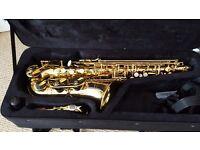 Alto Elkhart Saxophone