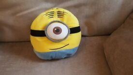 Minion Mini beanbag/teddy