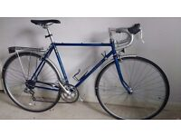 Vintage Raleigh Granda Touring Bike with Reynolds 531 Frame