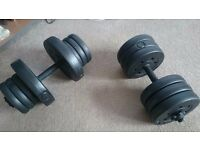 DUMBBELLS - NEW