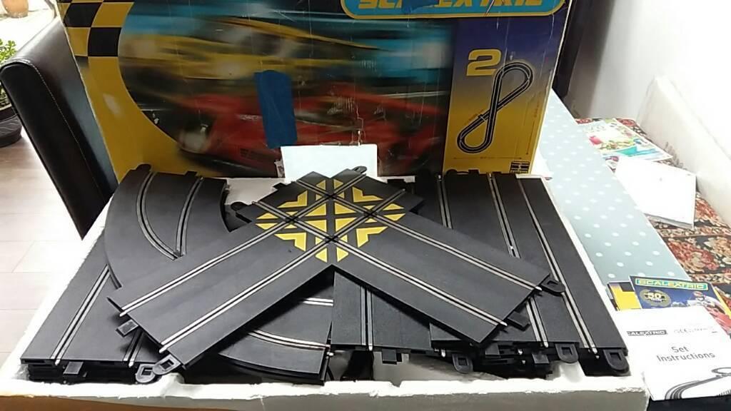 Scalextric sport track set