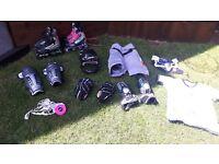 Hockey bag & Accessories
