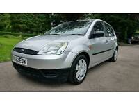 52 Ford Fiesta 1.3 Finesse. Mot Until May 2018!