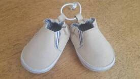 Baby Boy Moccasin Shoes - BRAND NEW