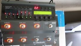 TC ELECTRONIC NOVA SYSTEM - excellent condition .