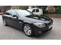 2011 Bmw 5 Series 520D Se Manual Diesel