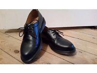Doc Marten shoes, school shoe, unisex