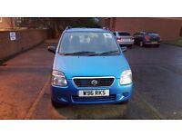 Suzuki Wagon R+ Swap for 125cc or £550ono