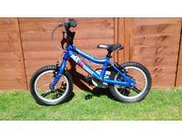"""Blue Saracen Bolt Bike 16"""""""