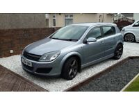 2005 VAUXHALL ASTRA H 1.9 CDTI SRI 150 X PACK BREAKING SPARES PARTS