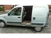 2002 Renault kangoo 1.9d. Full years Psv. £950 ono