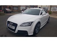 PRICE DROP TODAY - STUNNING AUDI TT TDI S-LINE QUATTRO