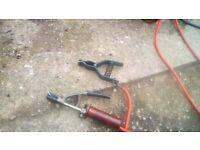 Oil cooled welder Oxford Bantam 180 Amp