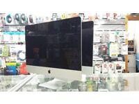 """iMac SlimLine 27"""" /Intel core i7 (3.5 GHz) / 16 GB Ram / 1 TB HDD / NVIDIA 2GB / OSX High Sierra"""