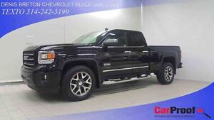 2014 GMC Sierra 1500 4WD DOUBLE CAB ALL TERRAIN Z71 COUVRE CAISS